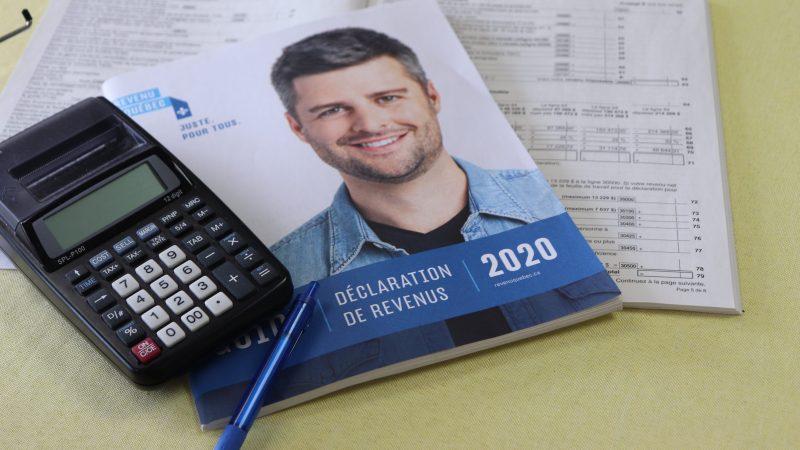 Clinique d'impôt 2021 (sans contact)